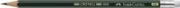 CREION GRAFIT HB CU GUMA CASTELL 9000 FABER-CASTELL