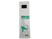 INEL PLASTIC 6MM NEGRU PT 2-20 COLI 100/CUT FELLOWES