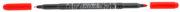 MARKER CD 2 CAPETE ROSU 0.6/2.5MM 3616 CENTROPEN