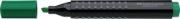 MARKER PERMANENT VERDE VARF TESIT GRIP 1505 FABER-CASTELL