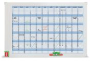 PLANNER MAGNETIC ANUAL 90*60 CM PERFORMANCE NOBO