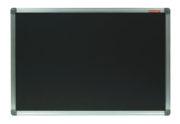 TABLA CRETA NEAGRA MAGNETICA 100*200 CM RAMA ALUMINIU MEMOBOARDS